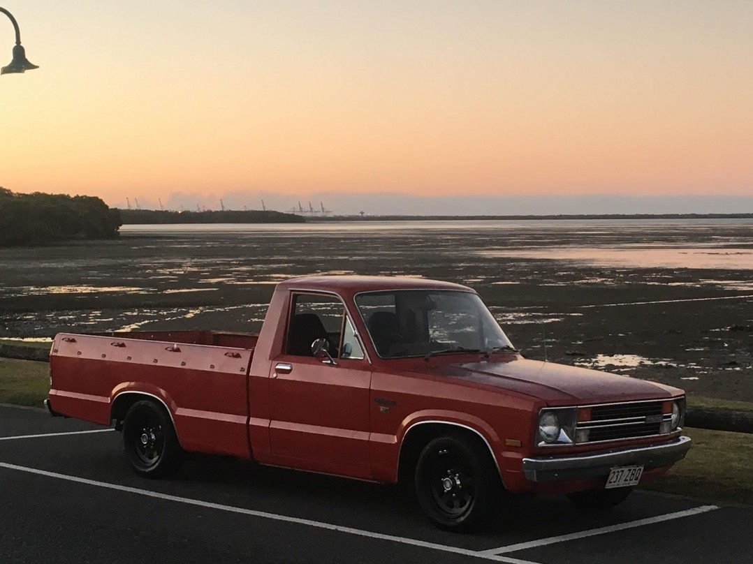 1980 Ford COURIER XLT