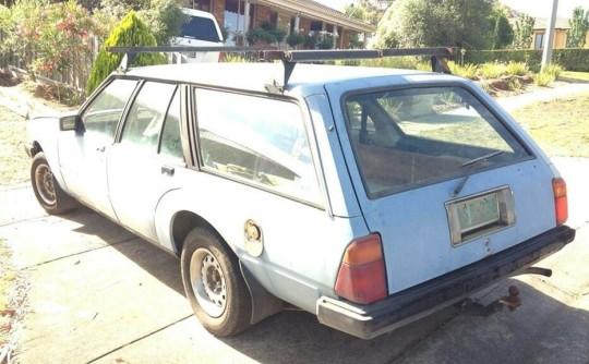 1980 Ford FALCON