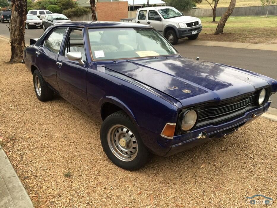 1977 Ford CORTINA L