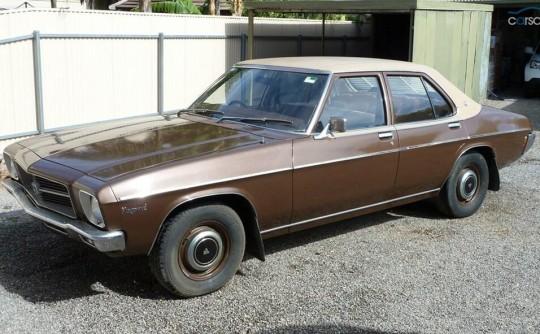 1972 Holden KINGSWOOD
