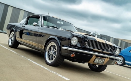 1966 Ford Mustang Fastback GT 350 clone