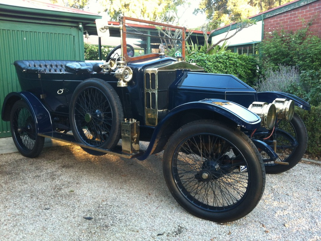 1913 Siddeley Deasy Tourer