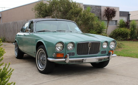 1973 Jaguar XJ12 5.3 SERIES I