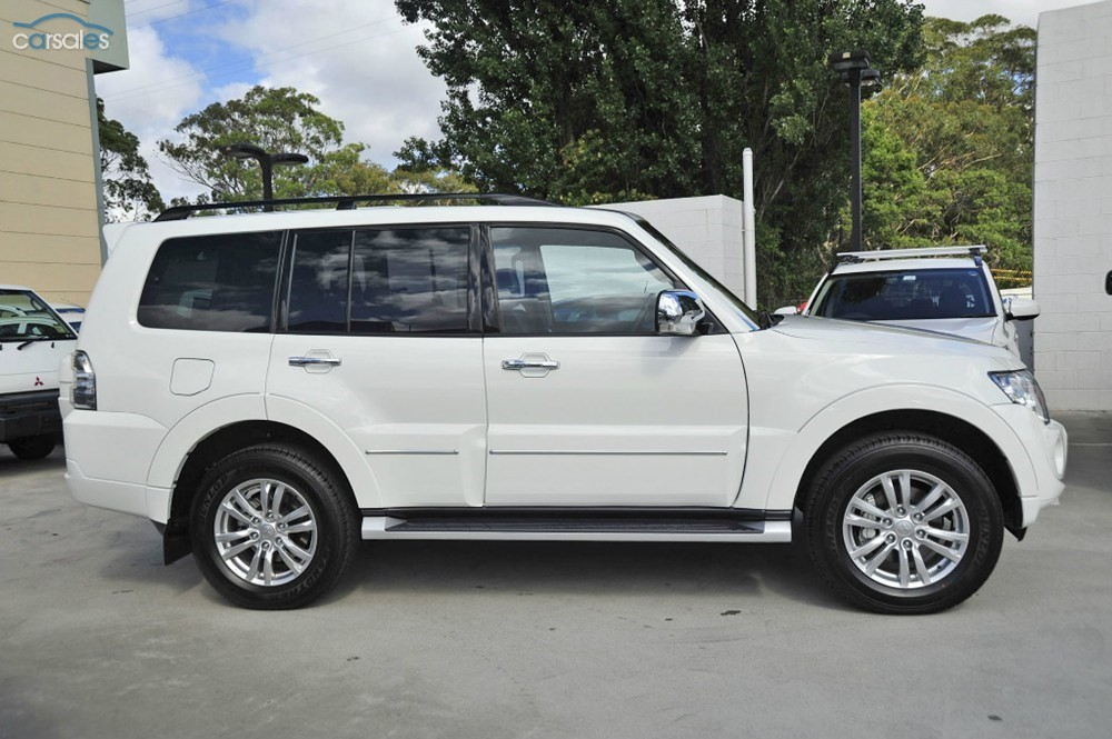 2012 Mitsubishi NW Pajero Exceed DiD