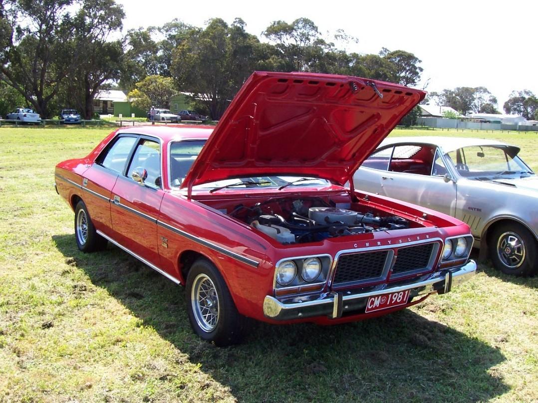 1981 Chrysler CM GLX