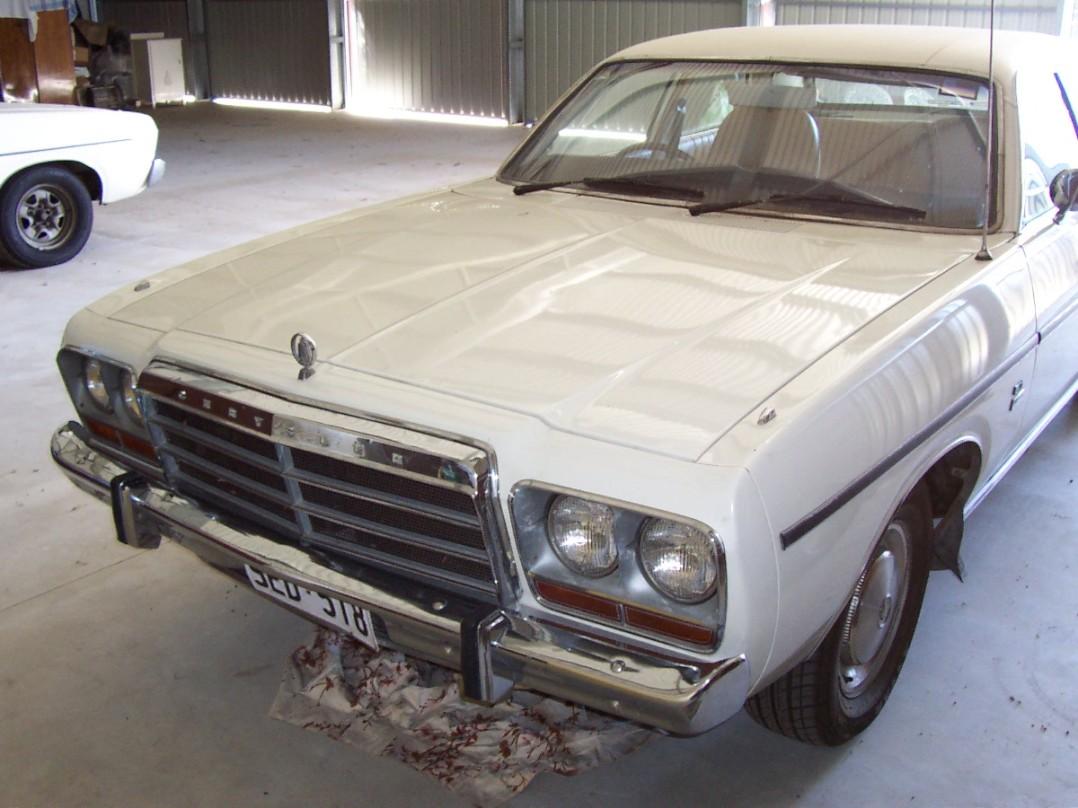 1980 Chrysler CM Regal