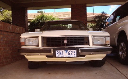1981 Holden WB KINGSWOOD