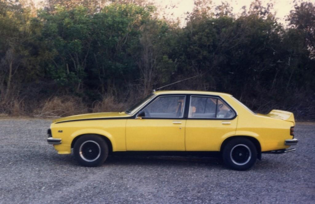 1974 Holden LH SLR