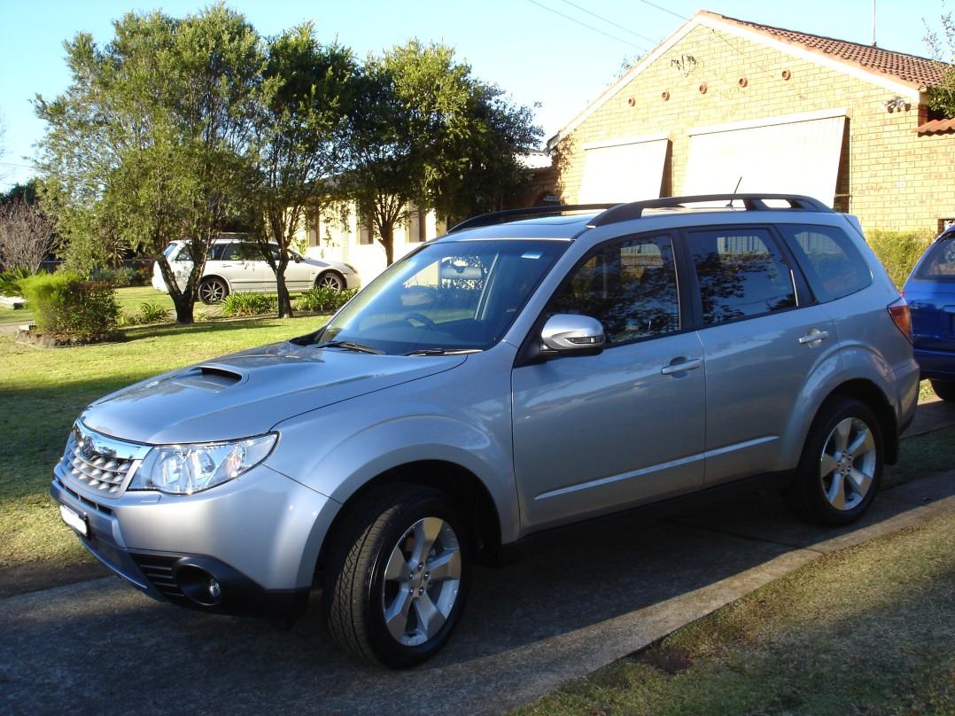 2012 Subaru Forester  XT Premium