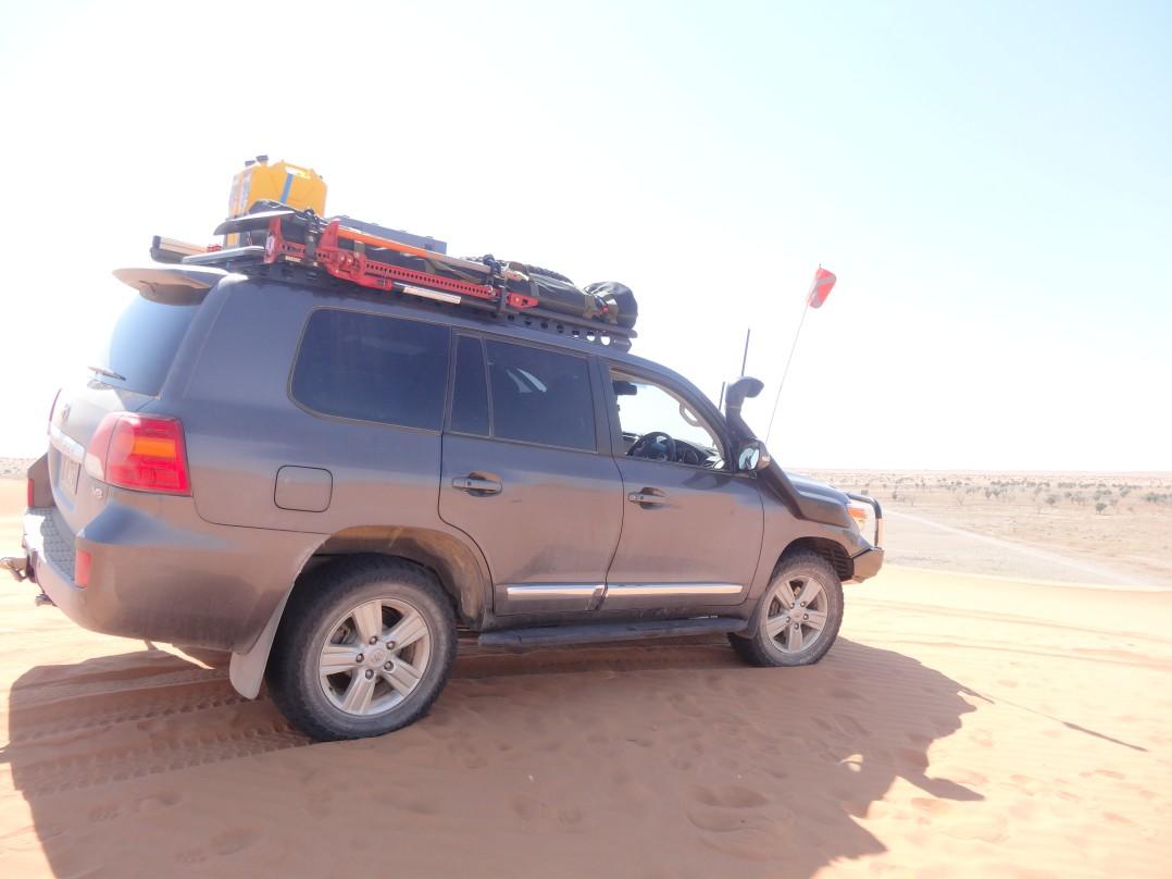2012 Toyota LANDCRUISER (4x4)
