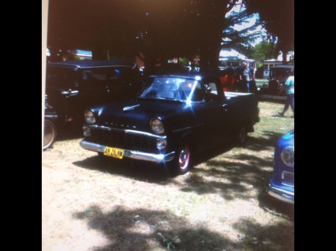 1960 Holden FB