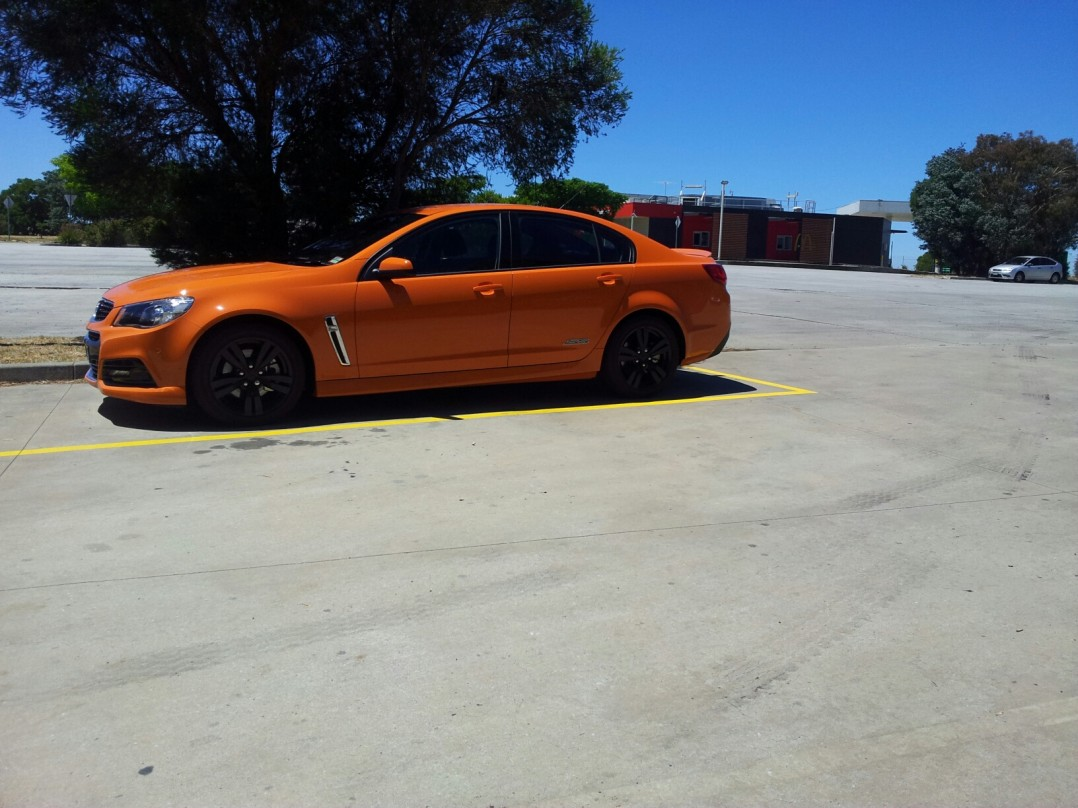 2013 Holden SS Commodore