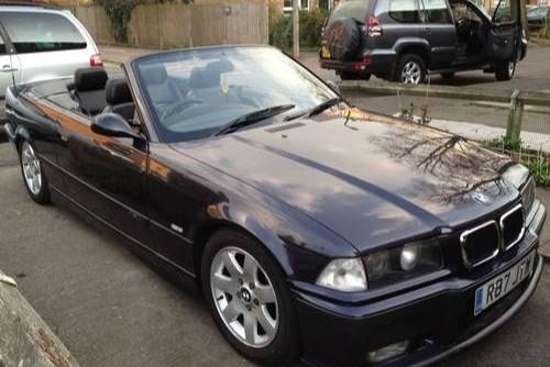 1997 BMW E36