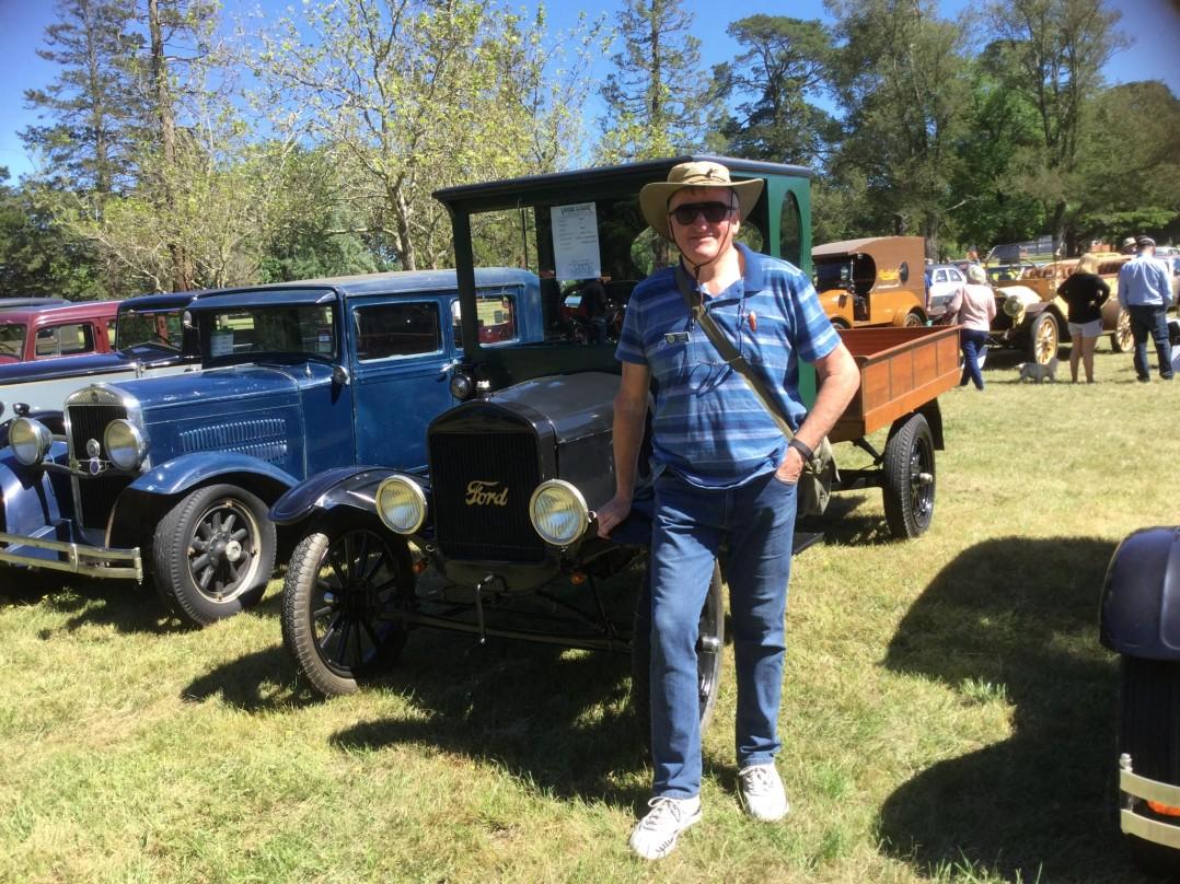 1926 Ford TT 1 ton truck