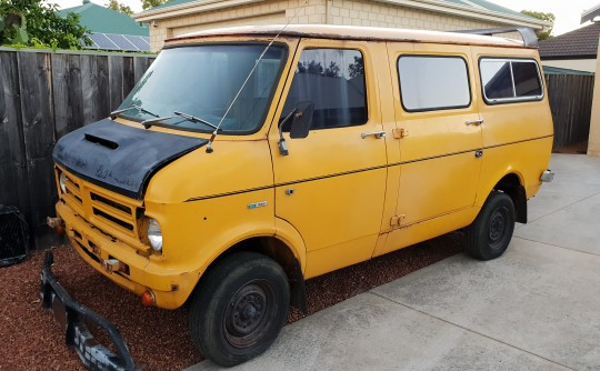 1970 Bedford CFS