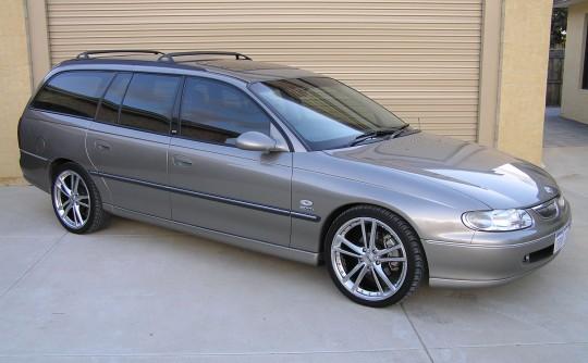 2000 Holden BERLINA