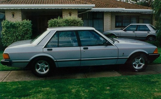 1981 Ford XD FAIRMONT GHIA