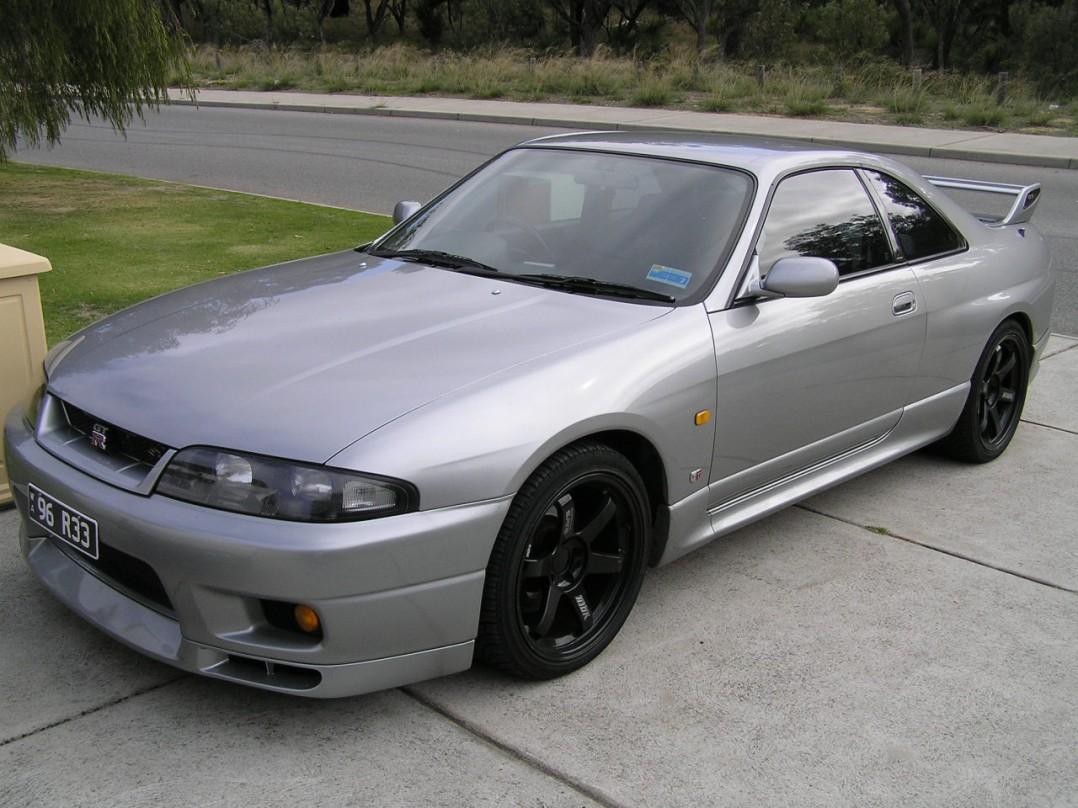 1996 Nissan R33 GT-R V-Spec