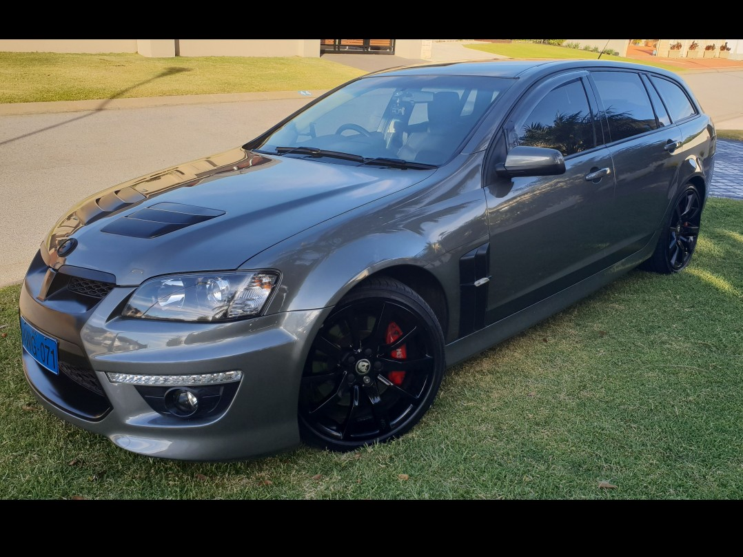2011 Holden Special Vehicles VE CLUBSPORT BLACK EDITION