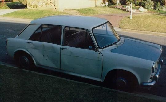 1968 Morris 1100 DELUXE