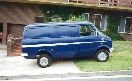 1975 Bedford CFS