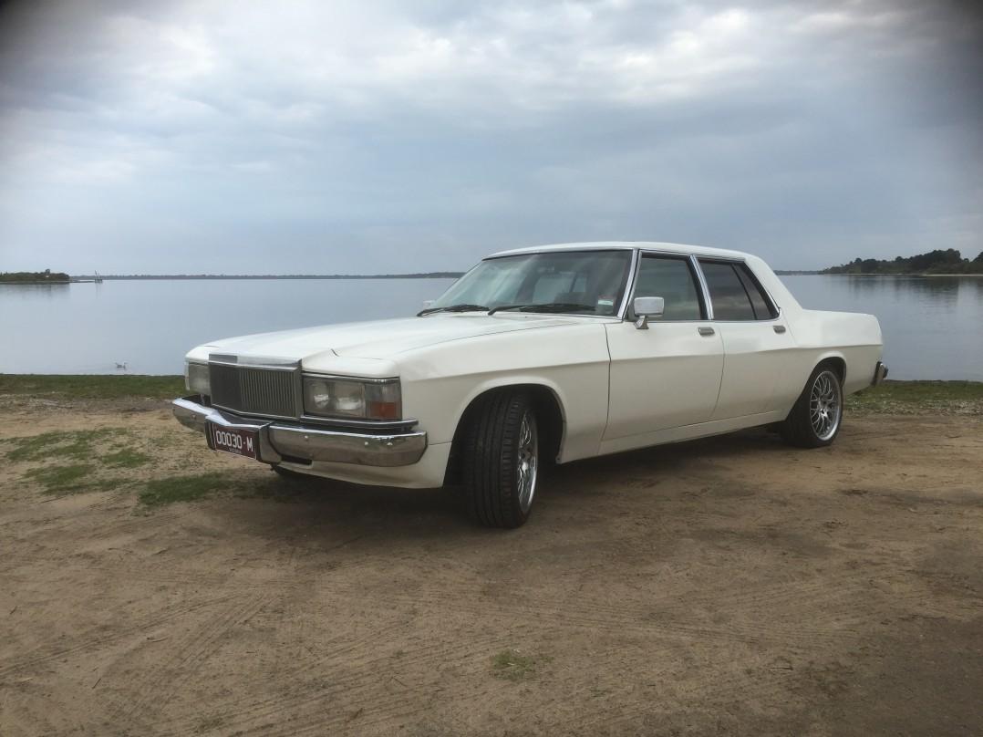 1980 Holden WB Kingswood