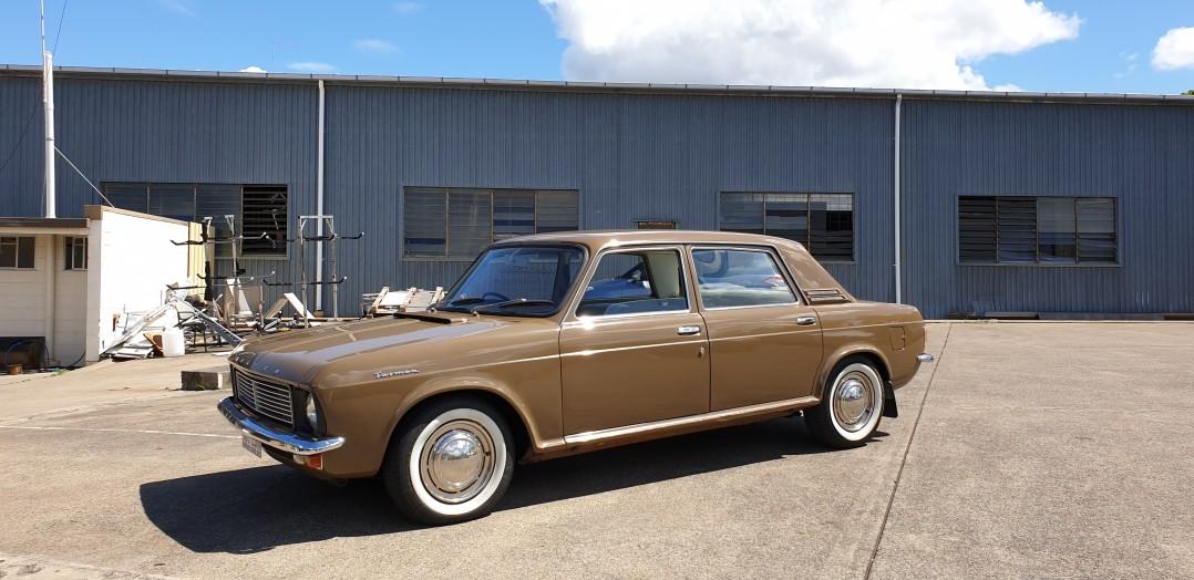 1970 Austin TASMAN X6 (MK1)