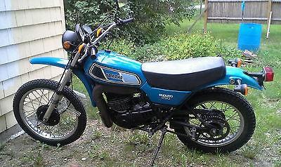 1976 Yamaha 246cc DT250
