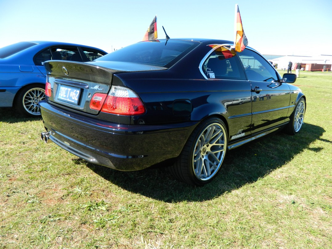 1999 BMW E46 323Ci AC Schnitzer