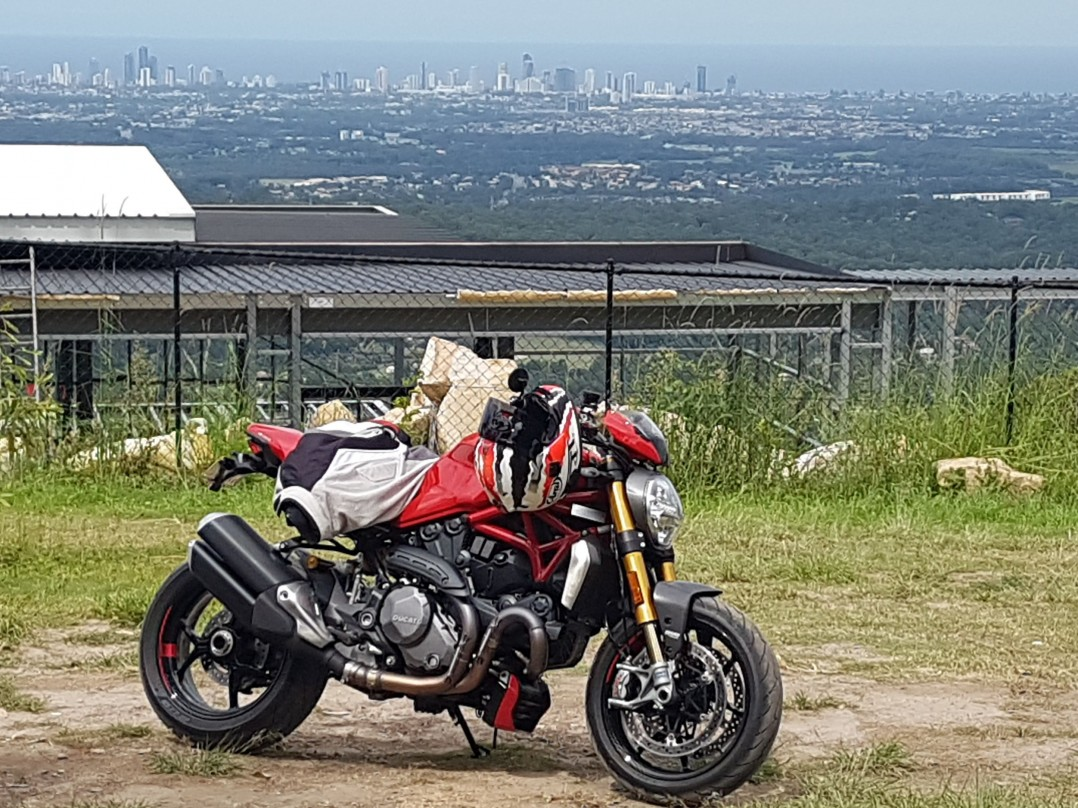 2018 Ducati 1200s Monster