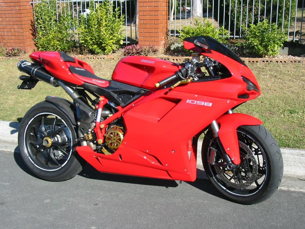 2008 Ducati 1098cc 1098