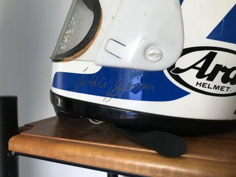 Moskvitcs,Old Arai helmet