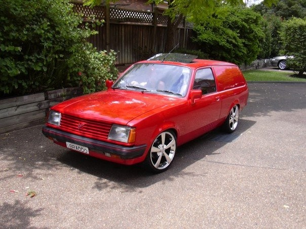 1979 Holden GEMINI