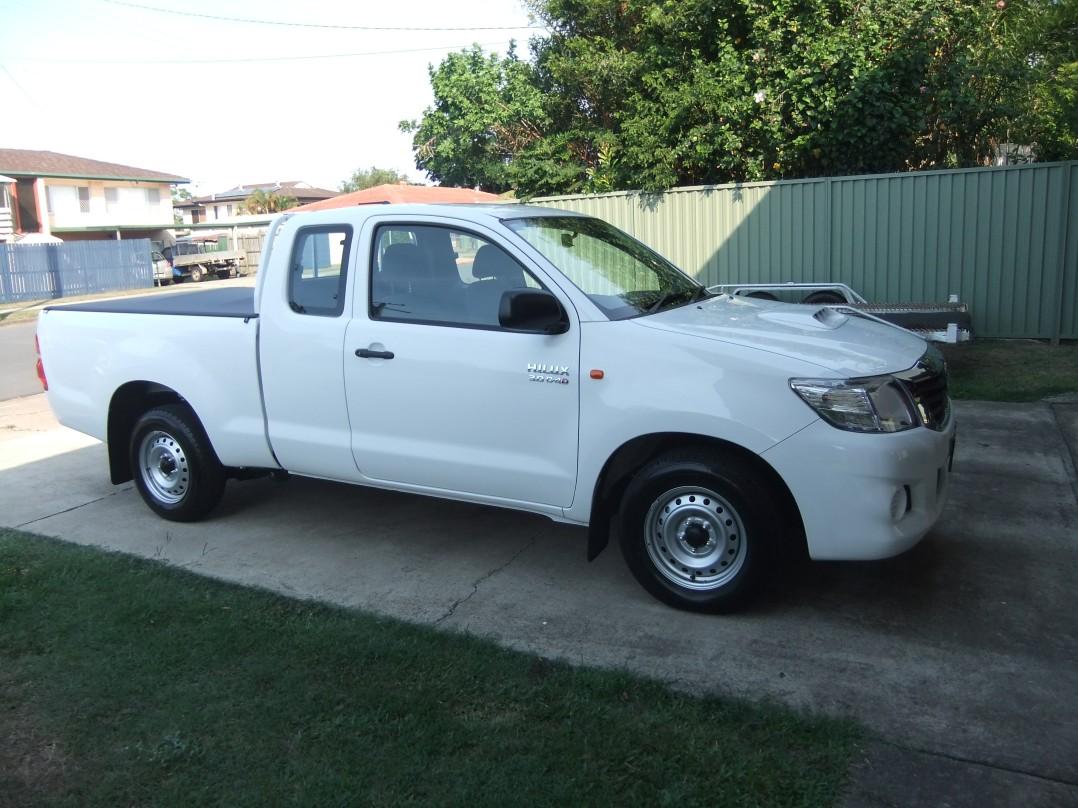 2013 Toyota hi lux