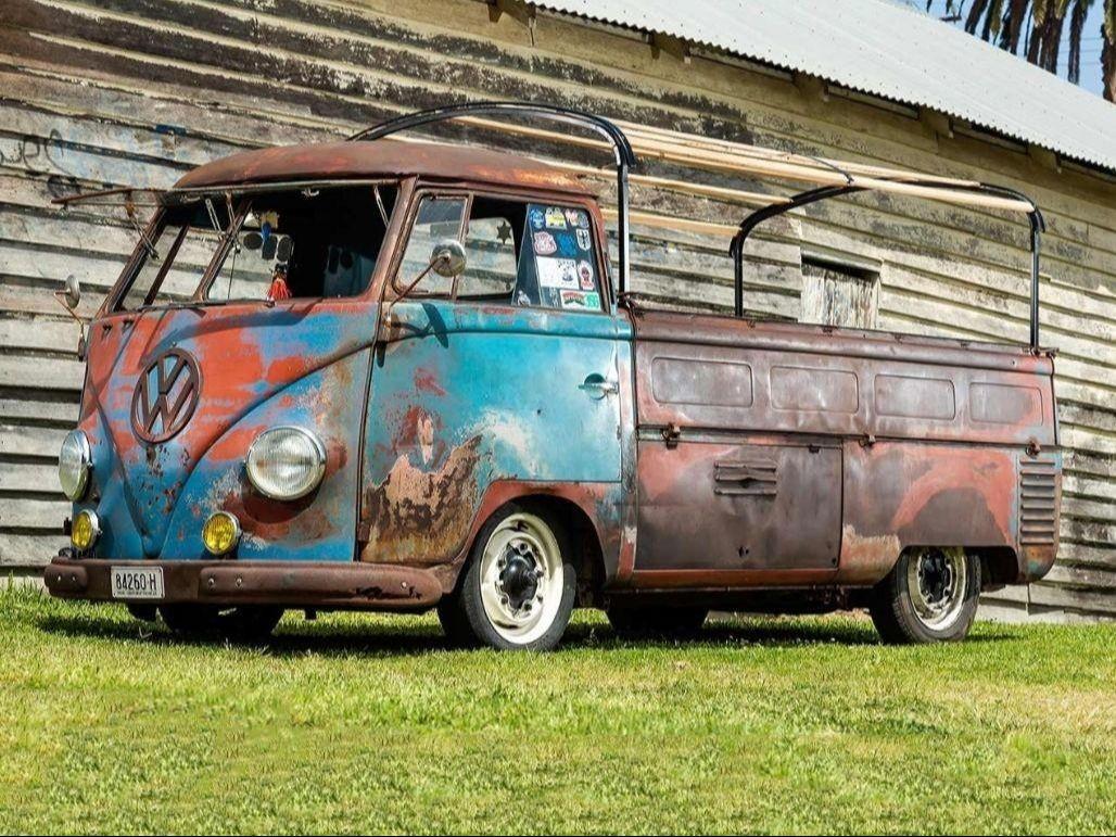 1956 Volkswagen Kombi Pickup
