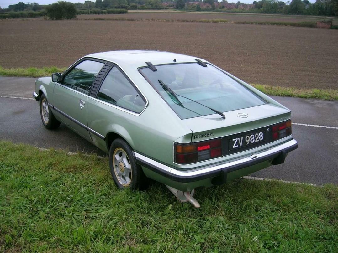 1979 Opel Monza 3.0E