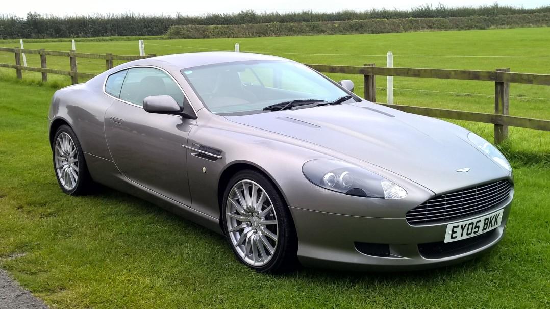 2005 Aston Martin DB 9