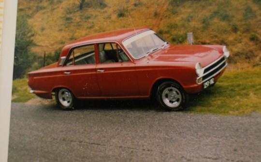 1966 Ford Cortina Mk 1