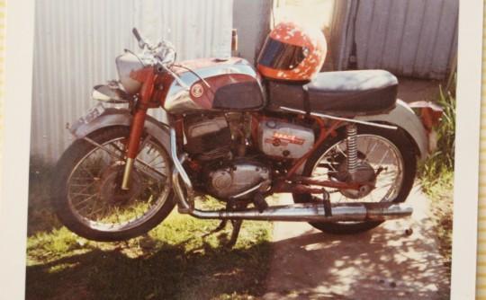 1969 CZ Sport 175