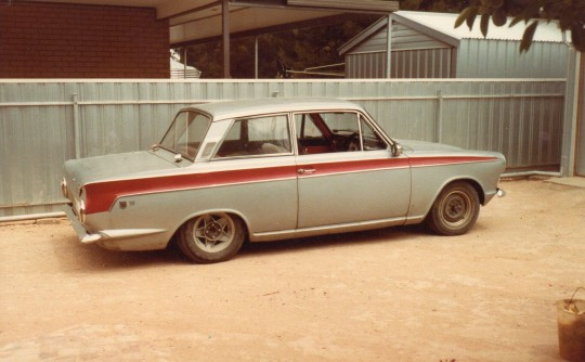 1965 Ford Cortina GT500