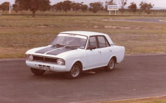 1970 Ford Cortina GTL