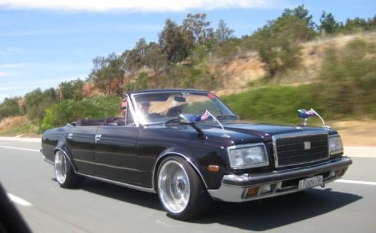 1985 Toyota Century