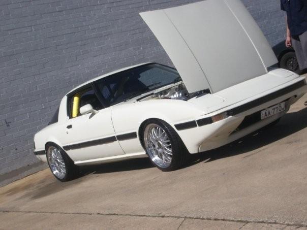 1982 Mazda RX7