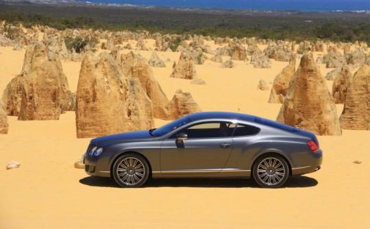 2009 Bentley GT Speed