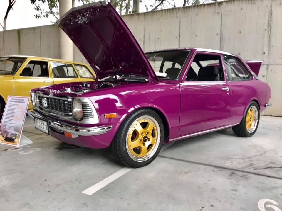1974 Toyota Corolla ke20