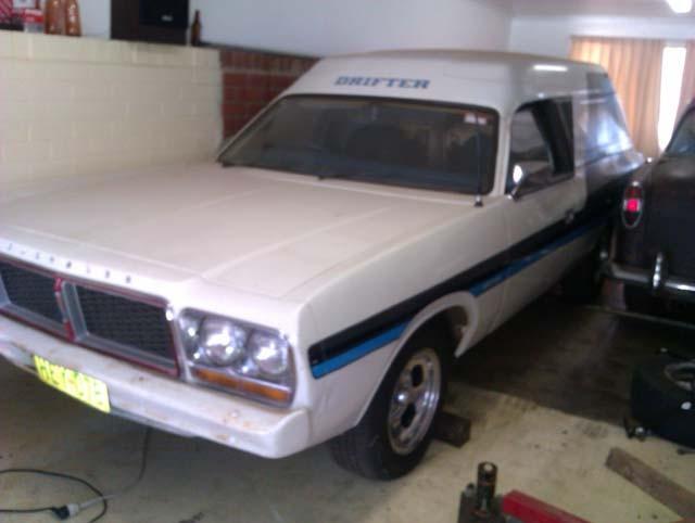 1977 Chrysler Drifter