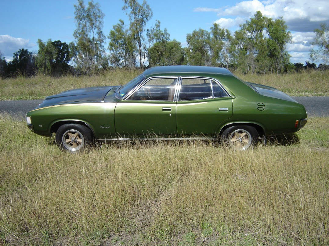 1972 Ford Fairmont GS