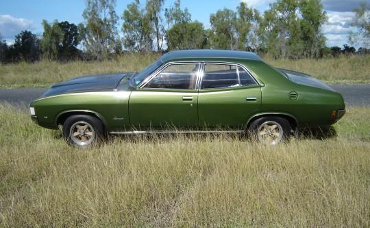 1972 Ford Fairmont GS