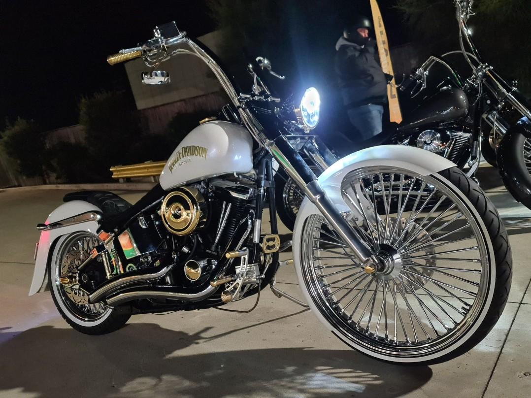 1992 Harley-Davidson 1340cc FLSTC HERITAGE SOFTAIL CLASSIC