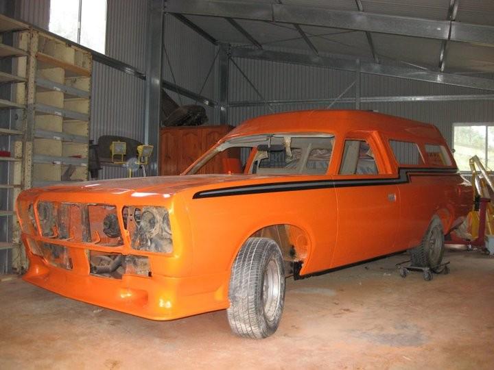 1977 Chrysler Sportsvan